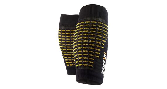 X-Bionic Spyker BQ-1 Calf Compressor Unisex Black/Yellow